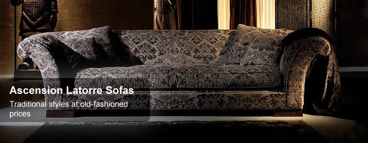 Ascension Latorre Sofas
