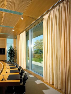 Electric Curtains & Motorized Tracks in London